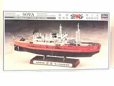 Hasegawa 1:350 Scale Soya Antarctica Observation Ship Plastic Model Kit