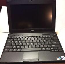 Dell Latitude 2100 Netbooks | 80GB HD | 2GB RAM | WINDOWS 7 | Black | T#6104D