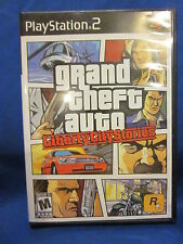 Sony Playstation PS2 Grand Theft Auto Liberty City Stories Complete