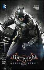 BATMAN: ARKHAM KNIGHT VOL #2 HARDCOVER Collects #5-9 DC Video Game Comics HC