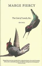 The Cost of Lunch, Etc.: Short Stories-ExLibrary