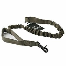OneTigris Tactical Dog Training Bungee Leash with Control Handle Quick Releas...
