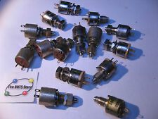Assorted Trimmer Through Potentiometer Resistor Asst Values and Types NOS Qty 15