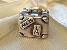 Authentic Pandora Travel Holiday Suitcase Charm 790362 Near new condition