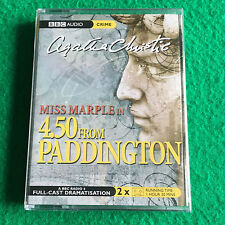 Miss Marple in 4.50 from Paddington: Agatha Christie: NEW AudioBook Cassette