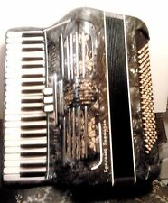 "Accordion ""Red Partisans"" - a clone of Hohner"