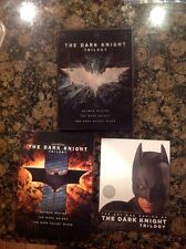 The Dark Knight Trilogy (DVD,2012,3-Disc,Limited Edition Gift Set) Authentic US