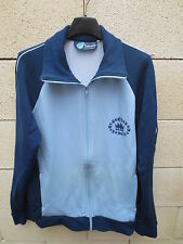 VINTAGE Veste TREVOIS bleu ciel made in France années 80 sport collection 183 L