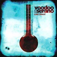 Cold Blood Voodoo & Serano MUSIC CD