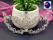 Women Lady Adult Costume Party Fancy Dance Ball Eye Crystal bling Face Mask prop