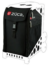ZUCA Sports Insert Bag OBSIDIAN Black - NEW - No Frame - FREE FAST Shipping!!!