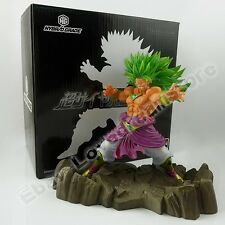 "Bandai Anime Dragonball Z Hybrid Grade Broly 16cm/6.4"" PVC Figure New In Box"