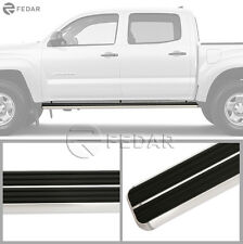 Fedar Side Step Running Boards For Toyota Tacoma Double Cab 2005-2015