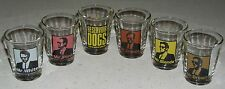 Reservoir Dogs Bar Vodka Rum Tequila Booze Liquor Shooter Shot Party Glasses new