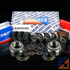 Mini One 1.6 inj GS5-52BG  5sp Getrag gearbox bearing oil seal rebuild kit