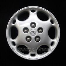 Oldsmobile Alero 15in hubcap wheel cover 99 00 01 02 03 04 OEM 4128 Silver