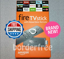 All-New Fire TV Stick with Alexa Voice Remote | Streaming Media Player (2nd Gen)
