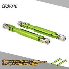 180011 Modified Parts Universal Driven Dogbone for 1/10 HSP RC Car Green L4E0