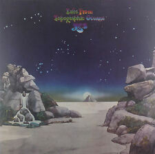 """2x12"""" LP - Yes - Tales From Topographic Oceans - k2548 - washed & cleaned"""