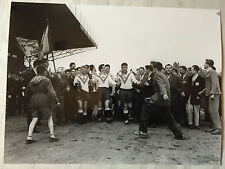 photo press football  Coupe de France  1948 Lille       446