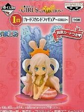 Banpresto ONE PIECE Girls Collection Card Stand Figure Shirahoshi Japan
