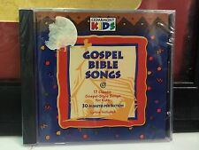 Gospel Bible Songs by Cedarmont Kids (CD, Mar-2000, Benson Records)