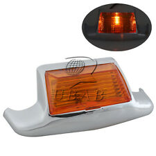 Amber Rear Fender Tip LED Light For Harley Electra Touring Glide FLHT/FLT/FLSTC