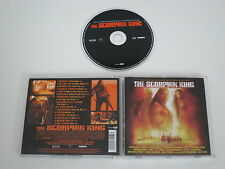 THE SCORPION KING/SOUNDTRACK/VARIOUS ARTISTS(UNIVERSAL 017 115-2) CD ALBUM