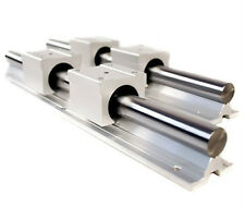 "Glacern CNC 20mm 49"" SBR Linear Motion Guides Slides"