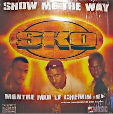 ++SKO show me the way/montre moi le chemin PAUL KALFON MAXI 2000 NRJ EX++