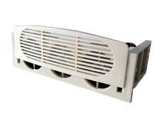 "PC / HDD 5.25"" bay Ventilador Con 2 x40mm 5.25a 3.5 convertidorHDF-2"