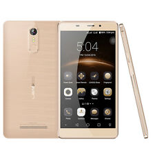 "5.7"" Leagoo M8 Android 6.0 MT6580A Quad Core 13MP 2+16GB Smartphone 3G OTG Gold"