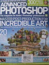 MASTER POST-PRODUCTION 2015 Advanced Photoshop #139 + 300 FREE ACTIONS + FONTS