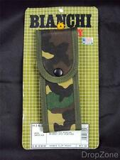 Bianchi M16308 Canvas Tactical Magazine Pouch for M16 / AR15 Green Camouflage
