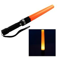 Cree q5 1000Lm traffic wand flashlightled Police flashlight torch flash lamp