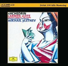 Shchedrin: Carmen Suite; Naughty Limericks; The Chimes [HDCD] New CD