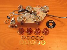Gibson Gold Les Paul Electronic Control Pots Harness
