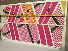 Hoverboard vinyl graphic back to the future bttf collectible movie prop