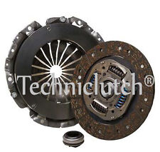 3 PIECE CLUTCH KIT FOR BEARING 240MM FOR PEUGEOT 307 1.6 HDI