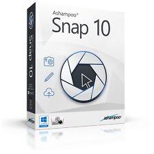 Ashampoo Snap 10 Foto Video deutsche Vollversion Download nur 19,99 statt 39,99!
