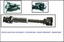 For Toyota Hilux LN165 Pick Up 2.4TD Front Propshaft Assembly - New (1997-2001)