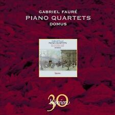 Faur': Piano Quartets Nos.1 & 2 New CD