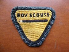 Vintage Australian Cub Scout Artist Proficiency Cloth Badge from the 1960's*