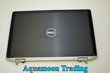 Dell Latitude E6420 Display Top Panel Case W/Hinges 616W2 LCD LID WV0ND