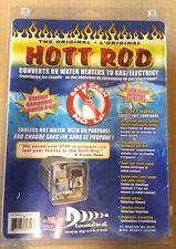 NEW - RV/Camper/Trailer - Hott Rod - 6 Gallon RV Water Heater Converter 120v