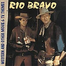 Rio Bravo & Other Movie and TV Themes by Various Artists (CD, Apr-2000, Bear...
