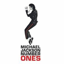 Number Ones by Michael Jackson (CD, Nov-2003, Epic (USA))  FREE USA SHIPPING