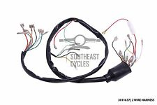 6V wire harness loom  for Honda cub C50 C65 with 2 wire ignition switch.