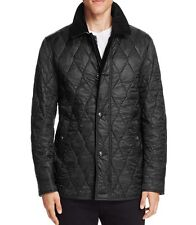 New 2016 Authentic Burberry Brit Gransworth Quilted Jacket Nwt Black