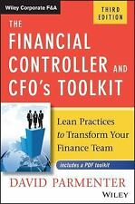 Wiley Corporate F&a: The Financial Controller and CFO's Toolkit : Learn...